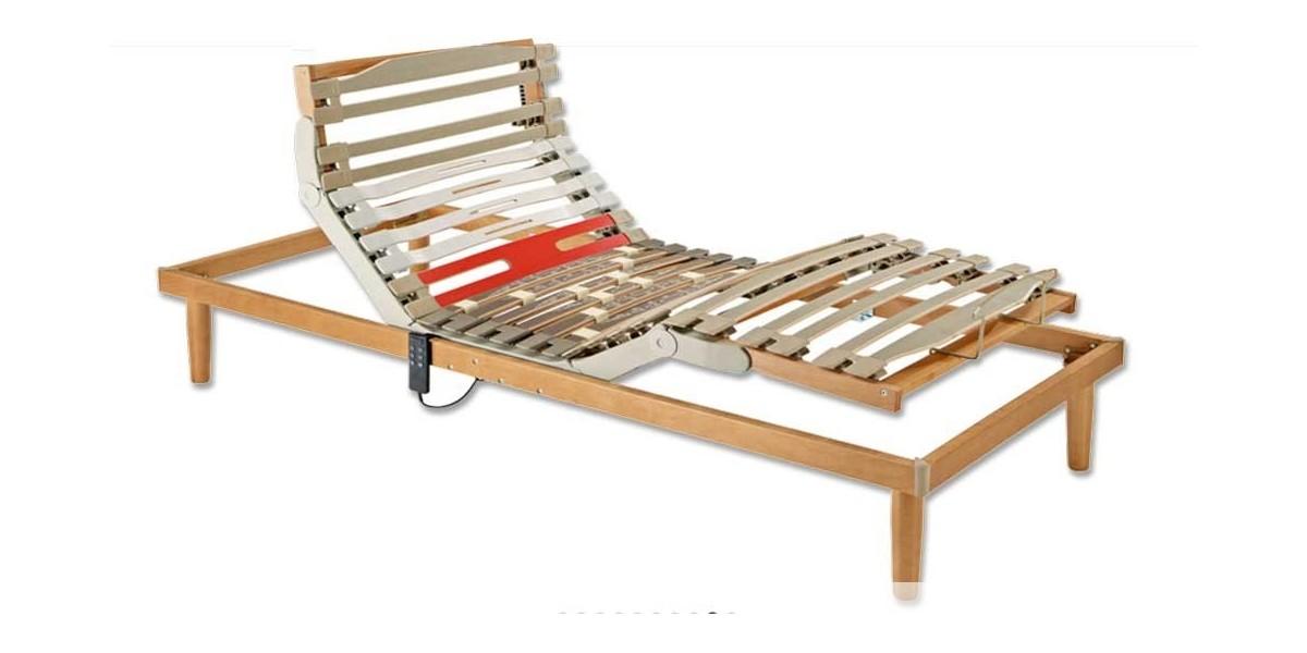 Rete da letto ultra flat materassi e dintorni torino - Reti da letto elettriche ...